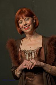 Michelle as Lady Caroline