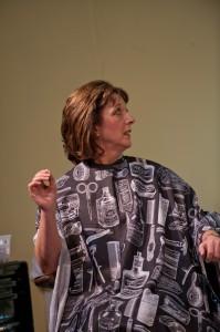 Michelle as M'Lynn