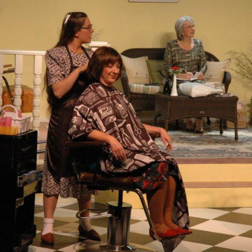 Michelle, Hannah and Elizabeth