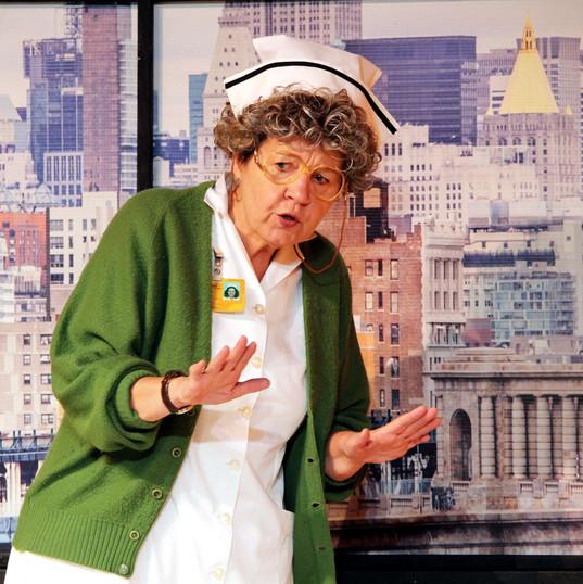 Melodie Hull as Registered Nurse