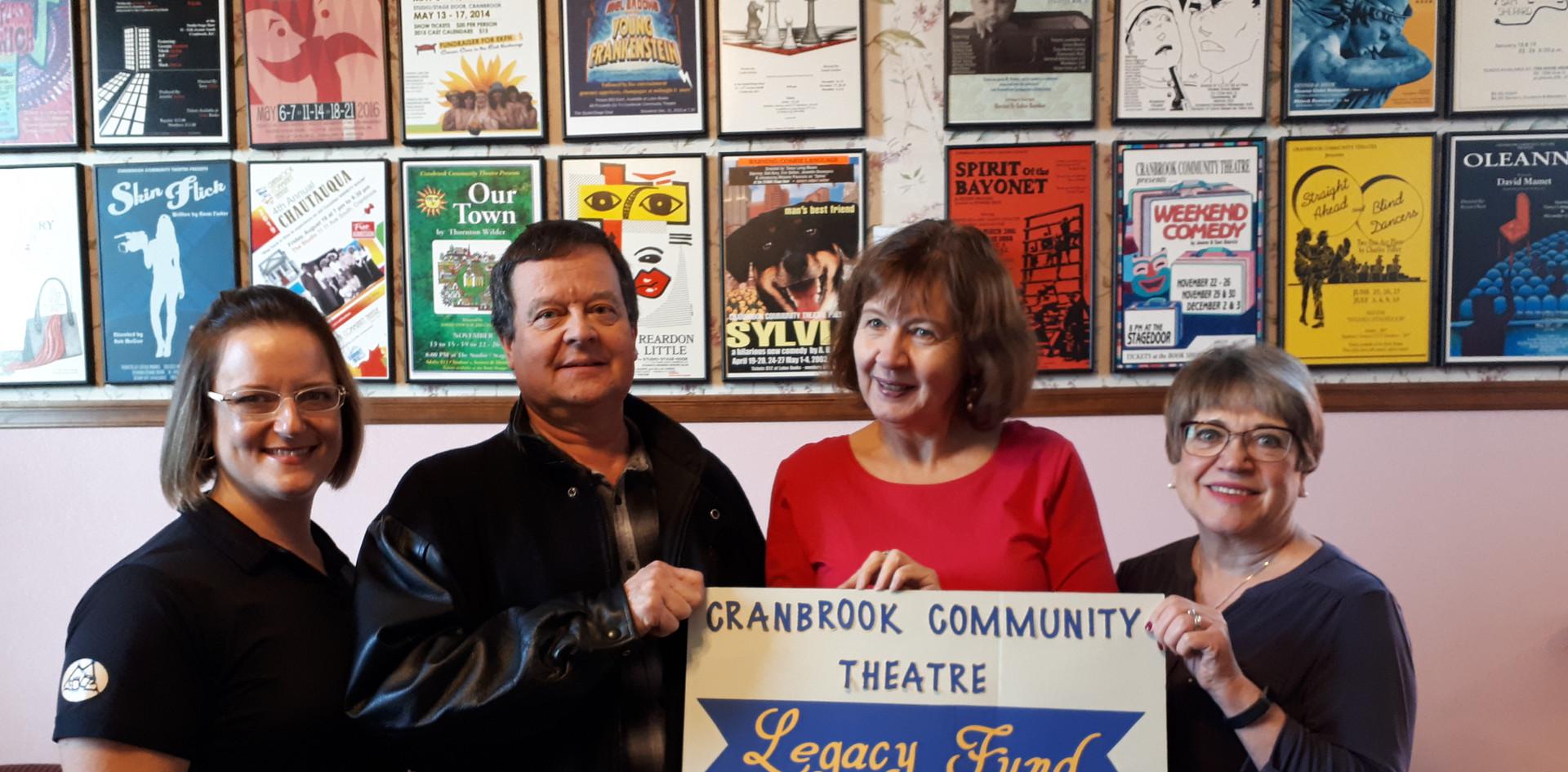 Impressive Achievement for Local Legacy Fund