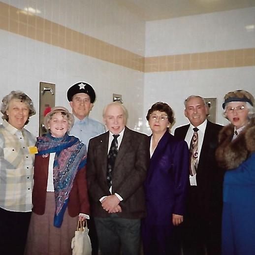 Lila O, Audrey C, Cliff O, Roy B, Louise