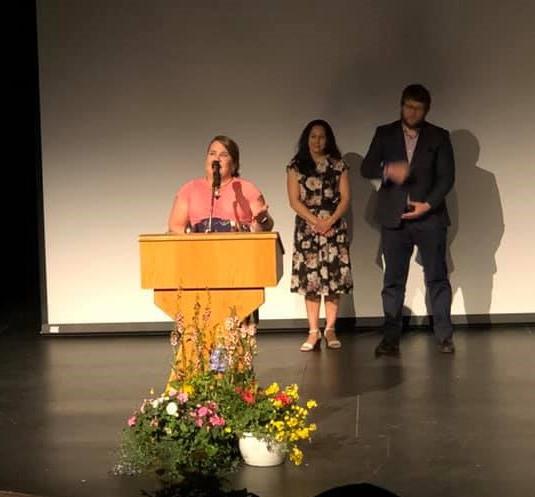 Marnee, Award Winner