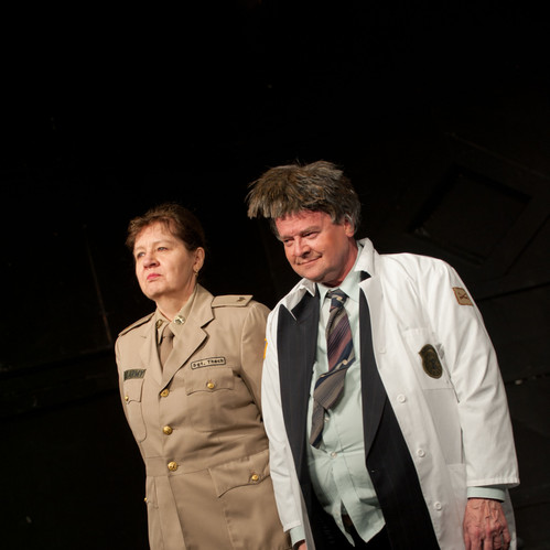 Curtain Call - Melodie & Peter