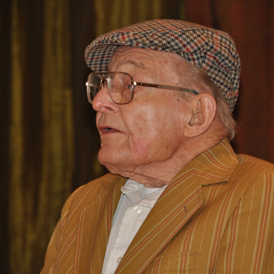 Bud Abbott, a storyteller