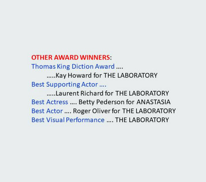 Other Award Winners