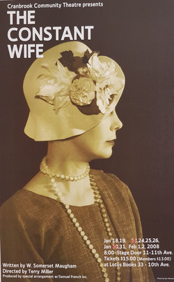 The Constant Wife 2008 poster