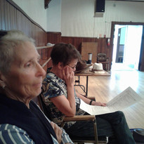 Chris & Margaret - planning meeting