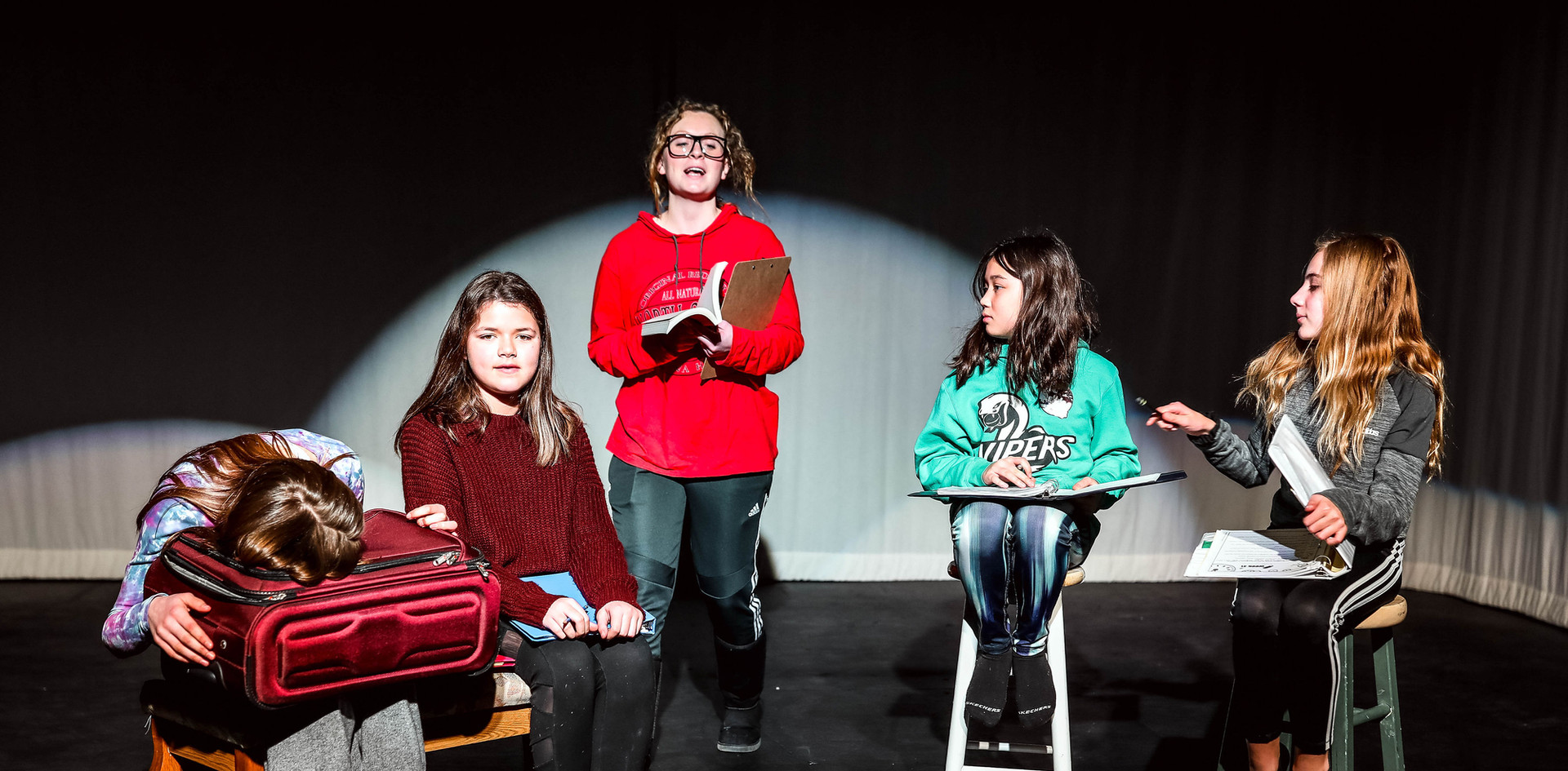 New Generations Experience the Magic of Stage Door