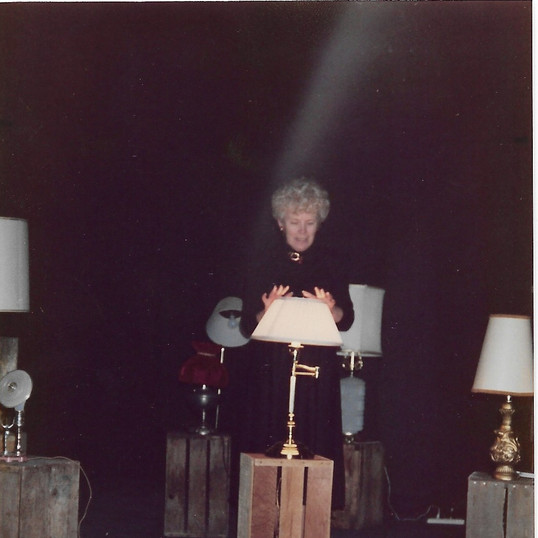 Miggs in 'Lamps' monologue