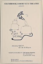 1980something - True West poster.JPG