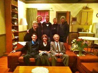 Jerrod, Tanya, Michael; Lorraine, Sally, Rusty, Jean-Ann & Nathan