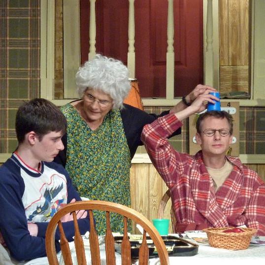 Mitchell, Marge  & Jeff
