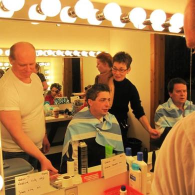Alexander, Dean, Sandy & Peter