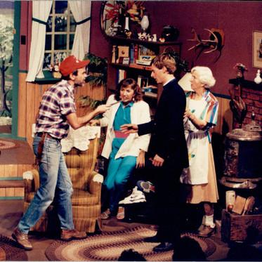 Terry, Elizabeth, Jim S & Florence