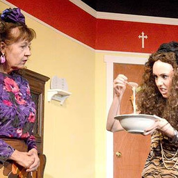 Melodie & Gina & The Fantasia Dip