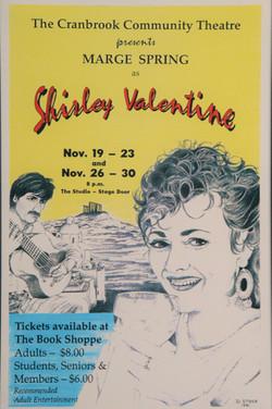 1991 Shirley Valentine