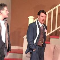 Bob as Alex & Jerrod as Byron