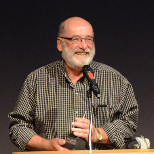 Kevin Higgins, Award Winner