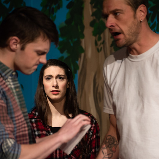 Tace, Eve & Jason