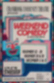 1994 Weekend Comedy .JPG