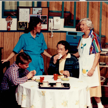 Chris, Elizabeth, Jim & Florence