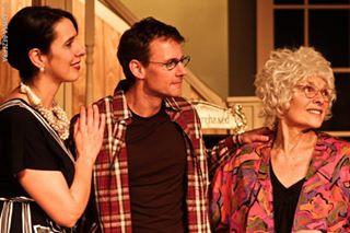Jennifer, Jeff & Marge