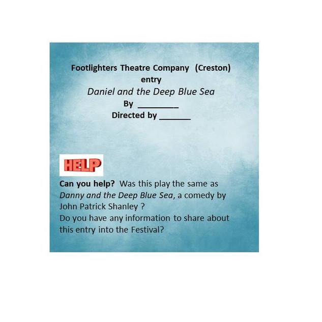 Footlighters Theatre Company