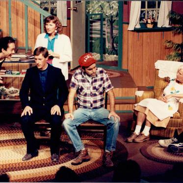 Jim, Jim,. Elizabeth, Terry & Florence