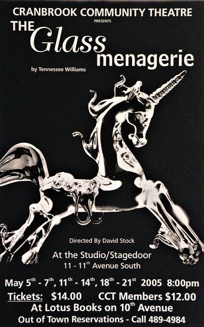 2005 Glass Menagerie poster.JPG
