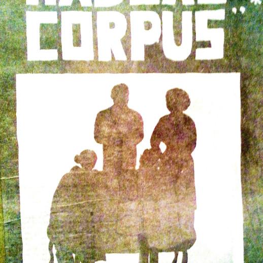 Habeus Corpus - program 1975