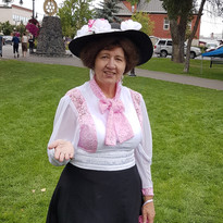 Miss Melodie at Multicultural Festival