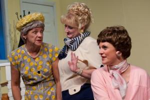 Joanne, Susan and Kirsten