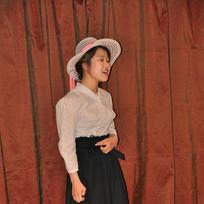 Hinako, Songstress from Japan