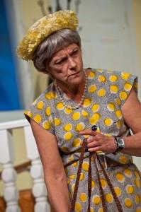 Joanne as Ouiser