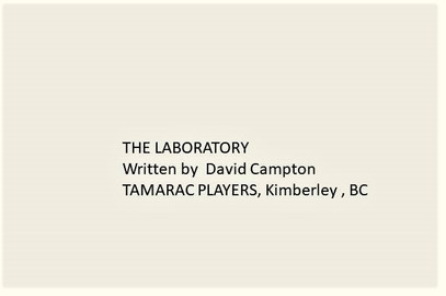 Tamarac Players, Kimiberley - 2nd entry