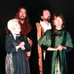 Miggs & Elizabeth, front row