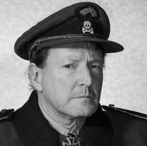Bob McCue as the Nazi Officer