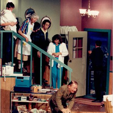 Chris, Florence, Jim C, Elizabeth, Bud