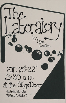 1978 The Laboratory poster