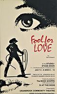 1986 fool for Love poster.JPG