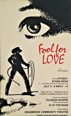 Fool for Love 1986