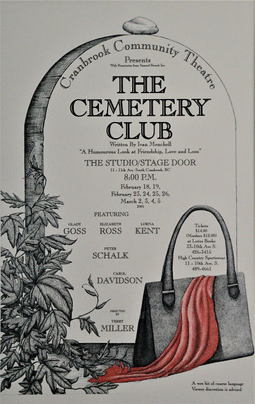 2005 Cemetery Club poster.JPG