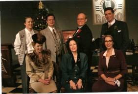 Kimberly, Peter, Alexander  Dean;  Kimberly, Sioban & Jennifer