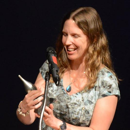 Kirsten Taylor , Award Winner