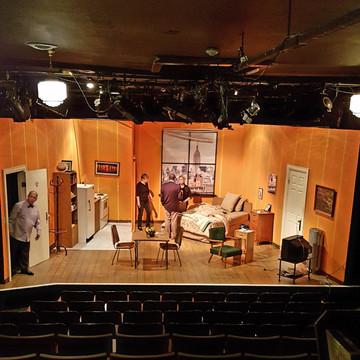 Set + Prop Check - Jim, Sandy, Bob & Lorraine