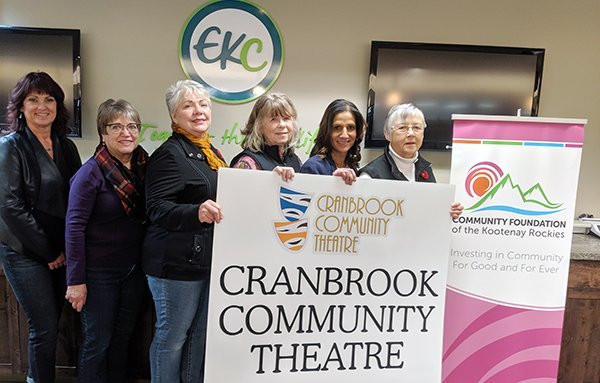 EKC Helps Community Theatre Legacy Fund Reach Goal