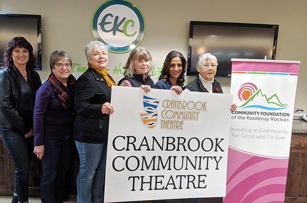 EKC Helps Community Theatre Legacy Fund Reach Goal
