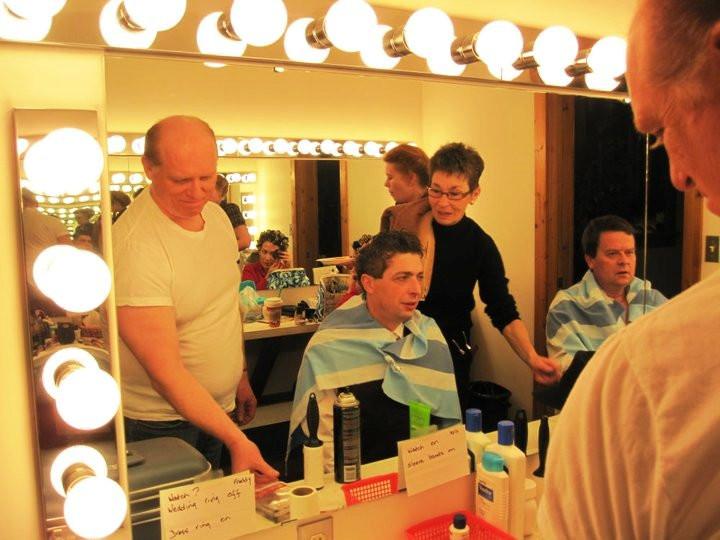 Community Theatre Awakened By Funding