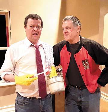 Peter and Bob